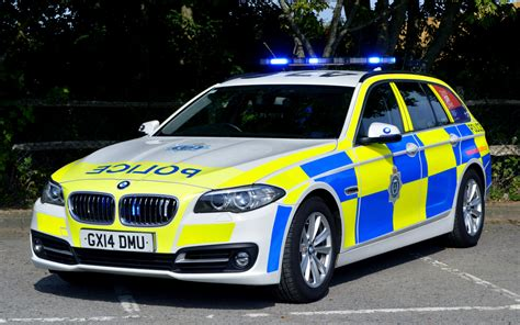 BMW 5 Series Touring Police (2013) UK Wallpapers and HD ...
