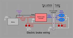 Wiring Diagram For Electric Brake Controller