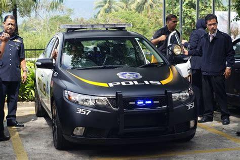 malaysia police forces  patrol car ben