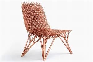 Droog Design Chair Joris Laarman Bits Crafts At Design Miami Basel