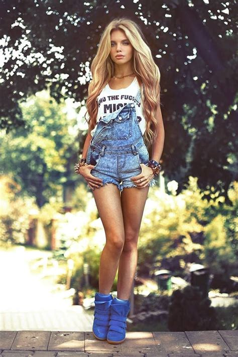 18 Best images about dungarees on Pinterest | Denim dungarees Sam page and Alessandra ambrosio