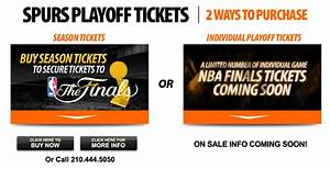 2 Ways To Purchase Playoff Tickets The Official Site Of