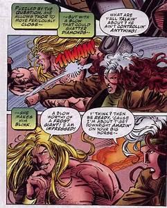 SUPERHERO FEATS: Thor