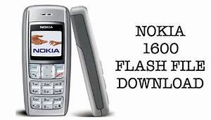 Nokia 1600 Rh Firmware  Stock Rom Download For Pc