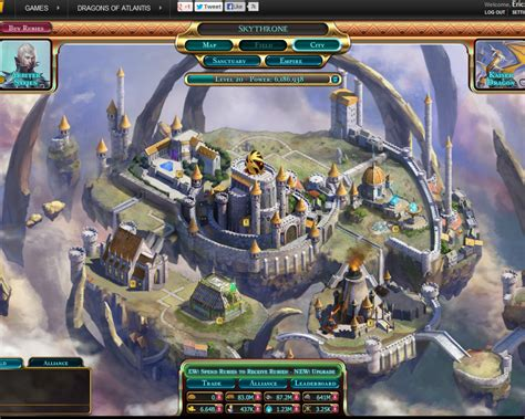 Skythrone Dragons Of Atlantis Wiki