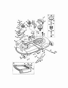 Craftsman Model 247289060 Lawn  Tractor Genuine Parts