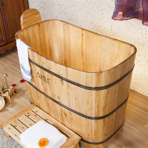 Baignoire Tonneau by Tonneau En Bois Portable Baignoire Avec Si 232 Ge Japonais