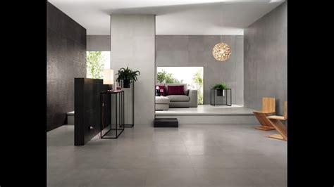 modern living room concrete  youtube
