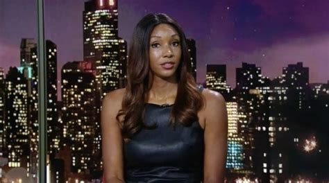 ESPN's Maria Taylor Shares 'Comply or Die' Story of Her ...