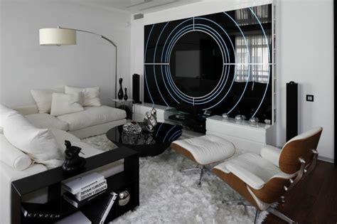 chambre et noir chambre et blanche signification des couleurs et