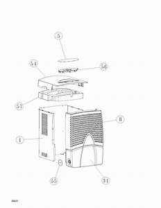 Frigidaire Dehumidifier Parts