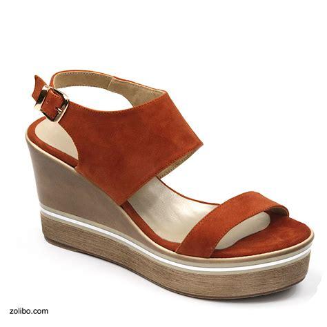 Sandale femme compensée came