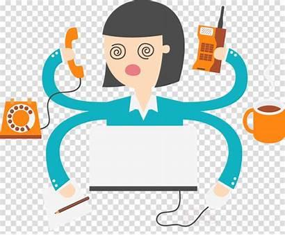 Stress Clipart Unprepared Clip Health Psychological Management