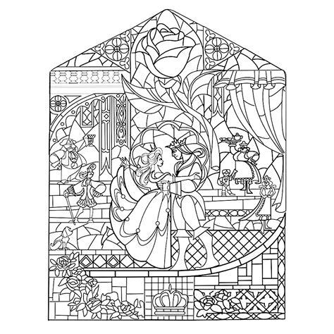 Kleurplaat Glas In Lood Vormen by Leuk Voor Middeleeuws Tafereeltje