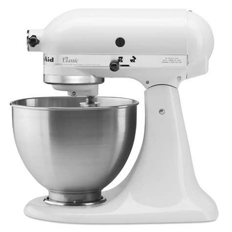 Kitchenaid Mixer 9 Speed Lowest Price by Kitchenaid K45sswh 10 Speed Stand Mixer W 4 5 Qt