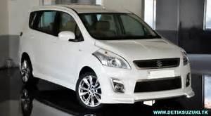 Modifikasi Mobil Suzuki Ertiga