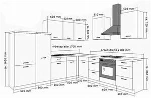 Küche Fliesenspiegel Höhe : k che sophie 280x270 cm k chenzeile in grafit grau eiche ~ Michelbontemps.com Haus und Dekorationen