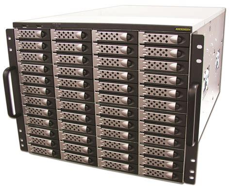 intelligent intel xeon processor based storage servers