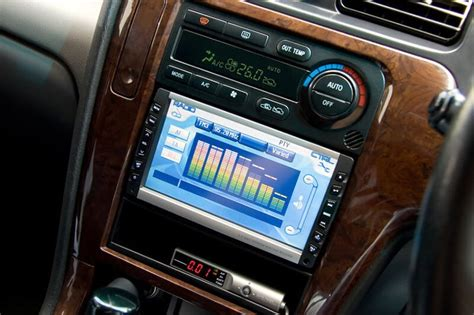 dvd player auto test car dvd player the differences between 1 din and 2 din