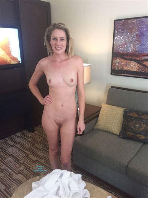 Seducing Blonde Girl In Her Naughty Pose September
