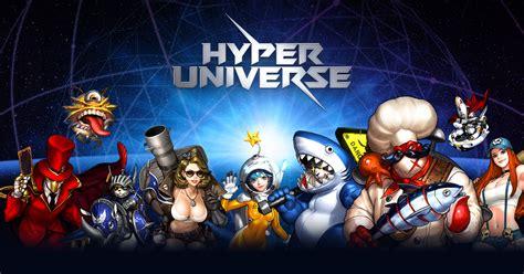 Hyper Universe Free Weekend Ahead - Gameranx