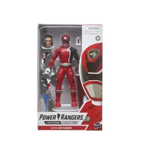 Hasbro Power Rangers Lighting Collection Wave 4: Power ...