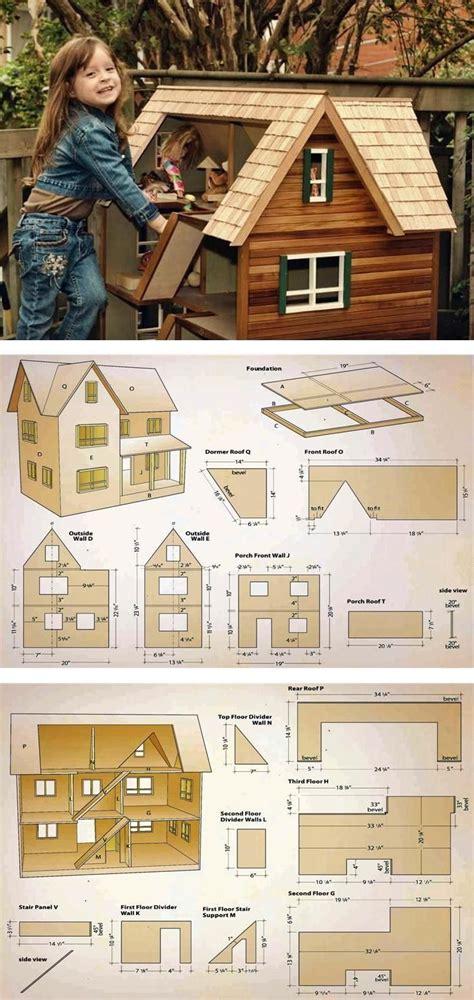 ideas  doll house plans  pinterest diy
