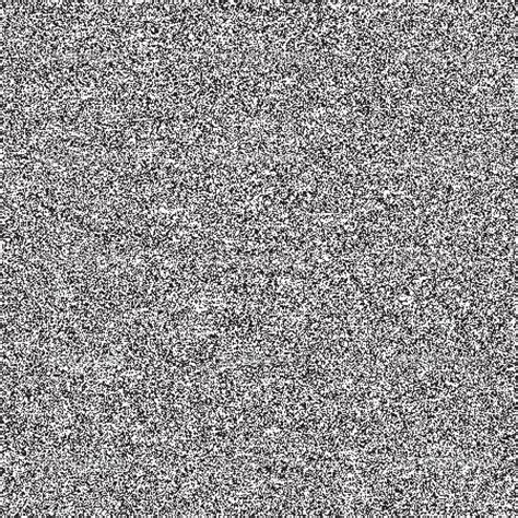 seamless texture  noise effect television grainy  background black  white template
