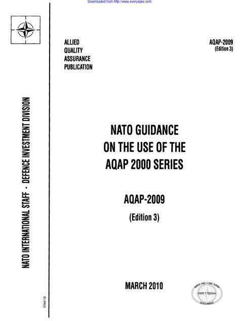 It still has a reasonable valuation. AQAP 2110 EDITION 3 PDF