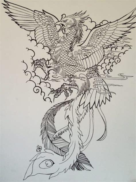 japanese phoenix tattoo google zoeken tattoos