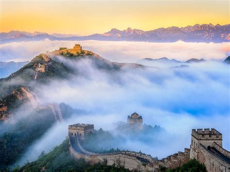 Great Wall of China UNESCO World Heritage Site