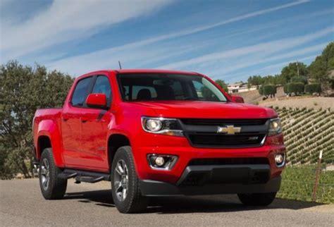 Review Chevrolet Colorado by 2019 Chevrolet Colorado Review