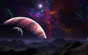 space age | Outer Space Galaxies Planets Desktop ...
