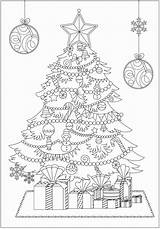 Coloring Adult Tree Adults Colouring Printable Navidad Drawing Colorear Books Dibujos Mandala Printables Sheets Noel Merry Ausmalbilder Holiday Mandalas Imprimir sketch template