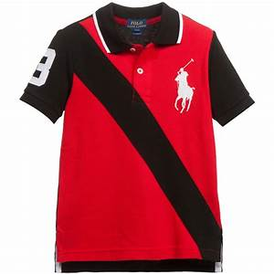 Black And Red Ralph Lauren Polo Shirt | www.imgkid.com ...