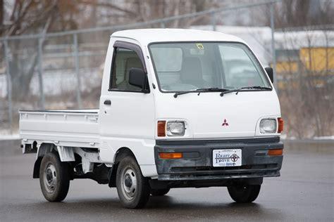 mitsubishi minicab 1996 mitsubishi minicab right drive