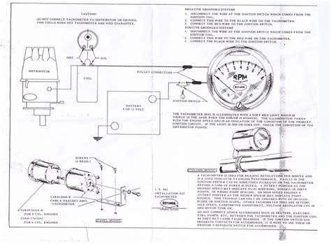 Teleflex Tach Wiring by The Rotunda 8k Tachometer
