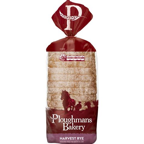 The barley bread is going to susan for this week's issue of yeastspotting. Buy ploughmans bakery toast bread harvest rye 750g online ...