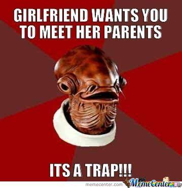 It S A Trap Meme - its a trap by bictionary123 meme center