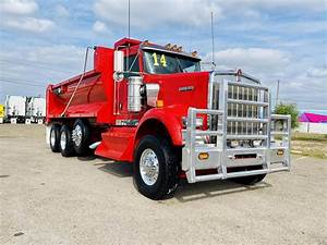 2014 Kenworth W900 Dump Truck