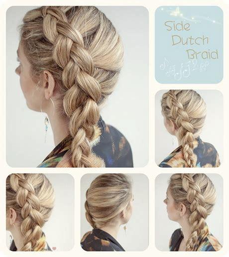 easy school hairstyles for long hair