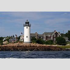 New England Lighthouses Whale Watch Provides Lighthouse Views, Too