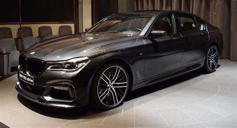 750 Li Bmw by Singapore Grey Bmw 750li With M Performance Goods And