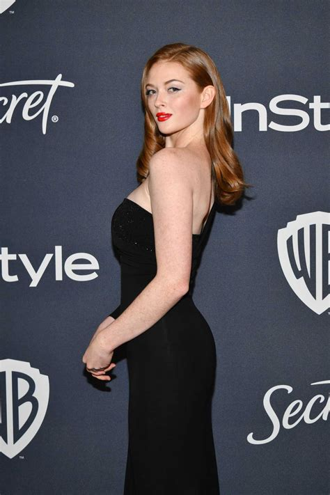 Larsen Thompson Attends the 21st Annual Warner Bros and ...