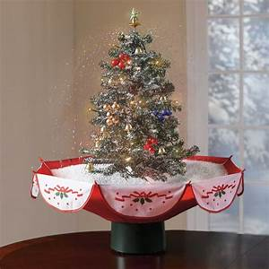 Home Element: Decorating Wonderful Tabletop Christmas Tree