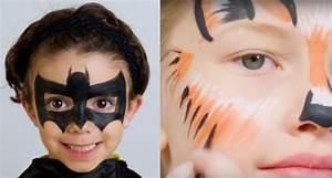 Modele Maquillage Carnaval Facile : diy fabriquer un d guisement simple original pour adulte ou enfant i blog ma maison beko ~ Melissatoandfro.com Idées de Décoration