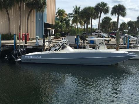 Boats For Sale In North Miami by Cobra 35 Center Console Boats For Sale In North Miami Florida
