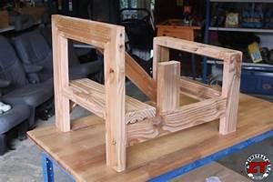 Fabriquer Un établi : cr ation fabriquer une table d 39 colier 1 2 ~ Melissatoandfro.com Idées de Décoration