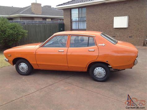 Datsun 120y by Motor Nissan Datsun 120y