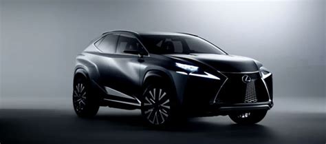 video  lexus lf nx concept lexus enthusiast